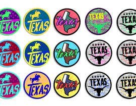 #10 for Design Texas sticker for gift product for gift shop by adalbertoperez