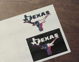 #16 for Design Texas sticker for gift product for gift shop by vidathhasantha96