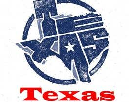 #24 for Design Texas sticker for gift product for gift shop by khe5ad388550098b