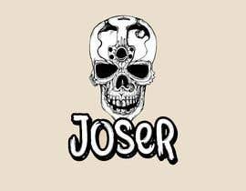 Viincenzo tarafından Create a NEW Logo for HipHop Rap Music Artist : JOSER için no 7