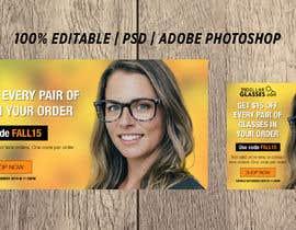 nº 81 pour Fall Sale Banner par webcreadia