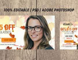 nº 89 pour Fall Sale Banner par webcreadia