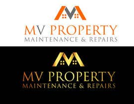 #29 for Need a logo designed and company letterhead. Name of the company is, M.V Property Maintenance & Repairs, Please be creative. by Desinermohammod
