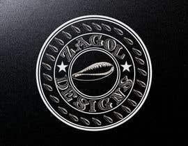 #18 untuk A simple logo containing a Cowrie oleh nagimuddin01981