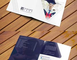 #10 for AI Internship Brochure af ElegantConcept77