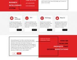#13 for Need a 3 page Static Website design af webidea12