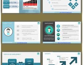 #12 for Redesign a Pitch Deck af yunitasarike1