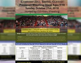 #22 for Edinboro Wrestling Fall Brawl 2018 by sohagnokrek99