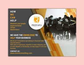 #44 untuk Business to Business advert for print oleh shihab140395