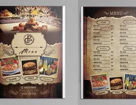 #5 for Design an Internet Cafe/Restaurant Menu af sparkwell