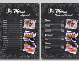 #25 for Design an Internet Cafe/Restaurant Menu af shsanto
