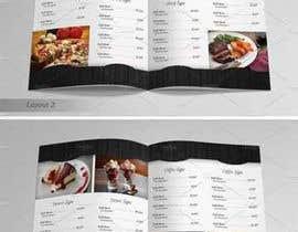 #23 for Design an Internet Cafe/Restaurant Menu af kaziomee