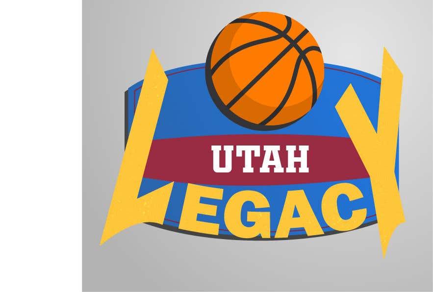 Proposition n°6 du concours Utah Legacy Basketball logo -- 09/15/2018 01:28:55