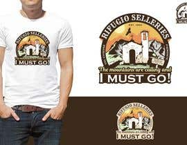 #5 for Design a t-shirt celebrating a mountain lodge by Attebasile