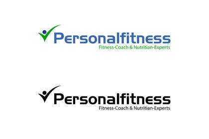 #3 for Logo Design for Personalfitness by woow7