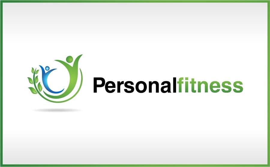#160 for Logo Design for Personalfitness by OneTeN110