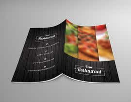 nº 7 pour A4 SIZE 4 PAGES(BACK TO BACK) BROCHURE DESIGN par kaziomee