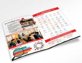 nº 5 pour A4 SIZE 4 PAGES(BACK TO BACK) BROCHURE DESIGN par MDSUHAILK