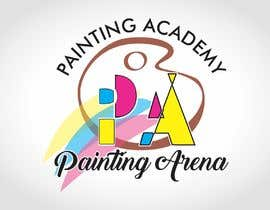 #14 สำหรับ Looking for a logo designer for painting academy โดย Sico66