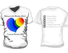 #13 untuk Design a T-shirt oleh whizee
