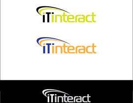 #67 untuk Design a Logo for IT Interact oleh AalianShaz
