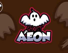 #2 , Ghost Mascot Character Design 来自 mehedihasan4