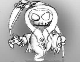 #18 , Ghost Mascot Character Design 来自 JohanGart22
