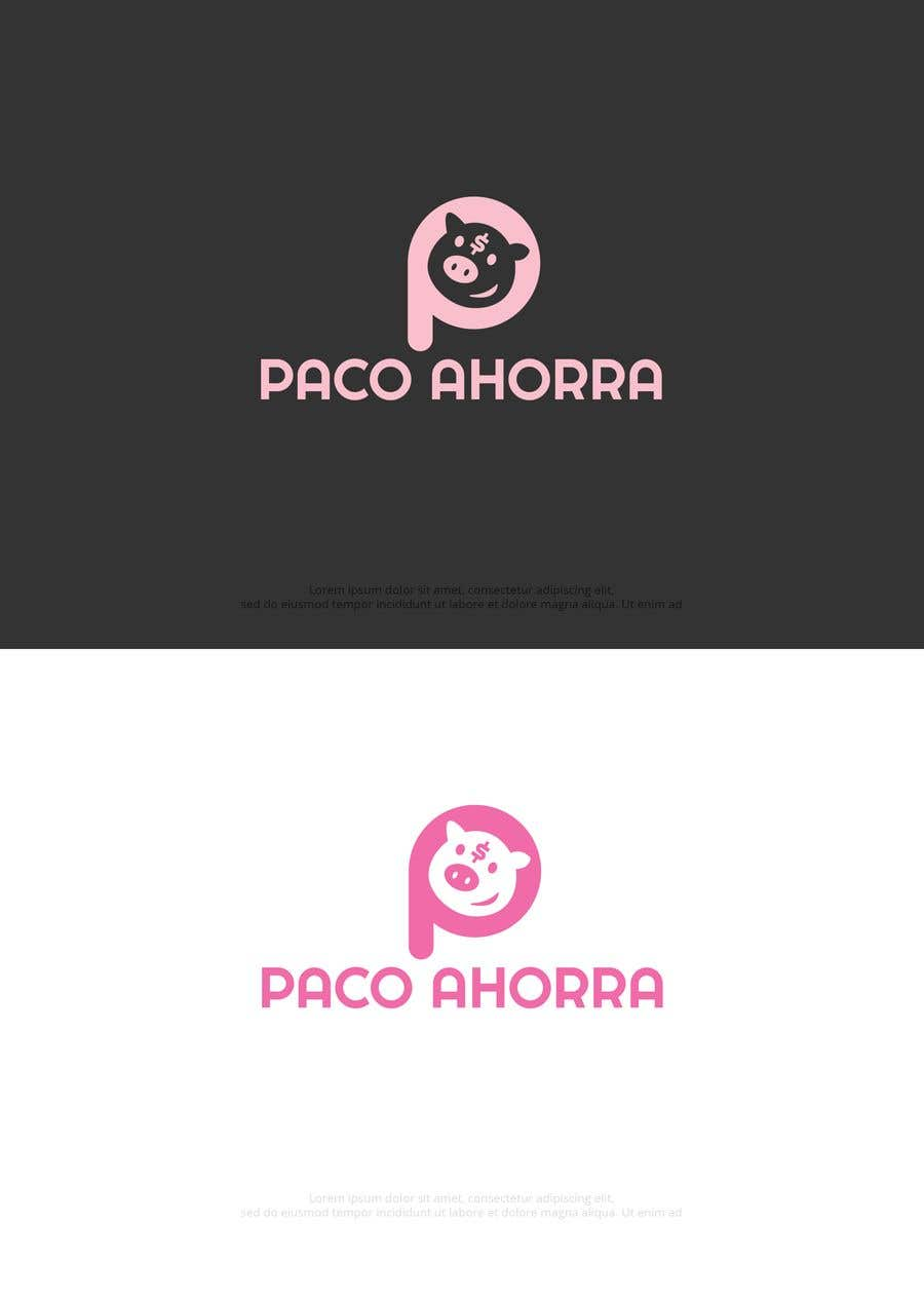 Contest Entry #143 for Create a Logo for Paco Ahorra