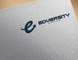 "#31 untuk I need a logo designed for an executive training company named ""Edversity"". The logo should preferably reflect that the company delivers training on professional topics and uses modern teaching methods. oleh Hcreativestudio"