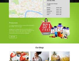 #37 for Build a Website for Pharmacy Stores company af webidea12