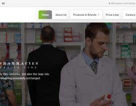 #59 for Build a Website for Pharmacy Stores company af webhazrat