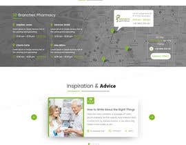 #65 for Build a Website for Pharmacy Stores company af tamamanoj