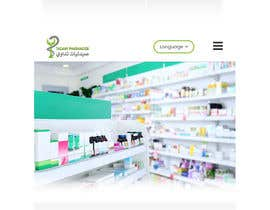 #66 for Build a Website for Pharmacy Stores company af tamamanoj