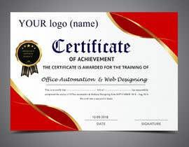 nº 19 pour Certificate Design par xperts99
