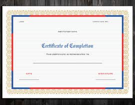 #17 for Certificate Design af SaxenaKuldeep