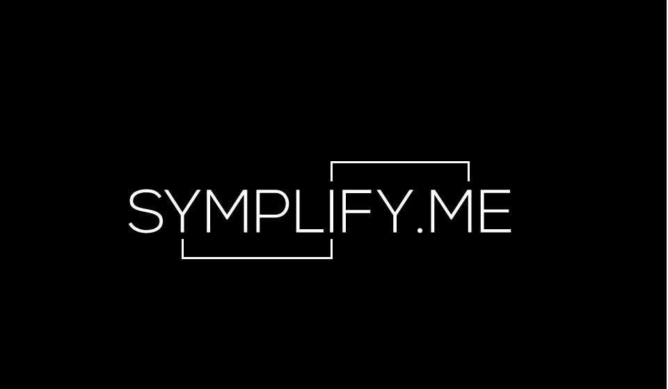 Bài tham dự cuộc thi #1456 cho Logo design Symplify.me