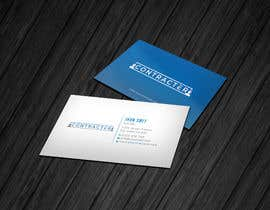 #268 para Design business card for startup company por majadul828673