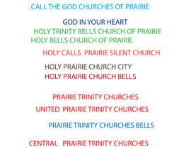 #47 for Need name for prairie churches' project / website by sharif106