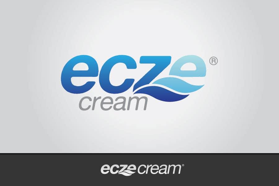 Kilpailutyö #183 kilpailussa Logo Design for Eczecream
