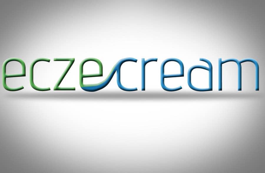 Kilpailutyö #283 kilpailussa Logo Design for Eczecream
