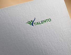 #122 for Design a Logo that says TALENTO or Talento by mstshahnaz3936