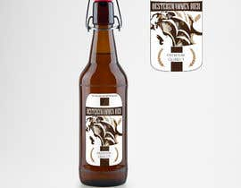 #30 pentru I need some Graphic Design: A label for a beer bottle de către denissinanaj