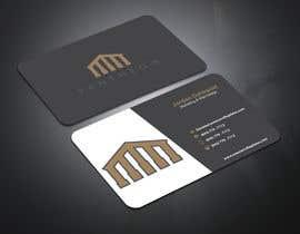 Nro 295 kilpailuun business card käyttäjältä creativeworker07