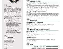#59 for Design my Resume / CV by JGParamo