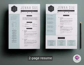 #96 for Design my Resume / CV by Shahed34800