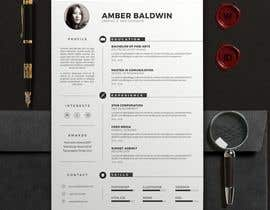 #98 for Design my Resume / CV by Shahed34800