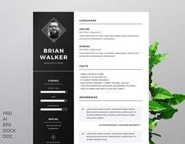 #102 for Design my Resume / CV by Shahed34800
