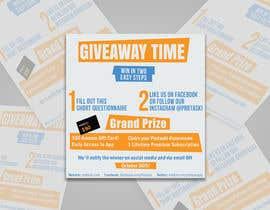 #25 для Design a Giveaway Contest! от mmhmonju