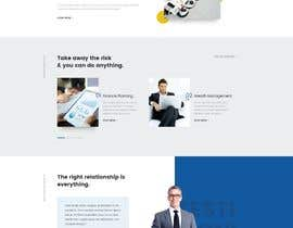 #4 for Simple professional Accounting website design by saddam36