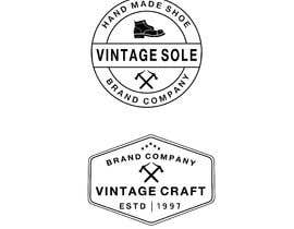 #354 pёr Shoe brand logo design nga teesonw5